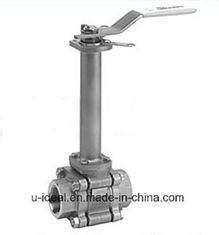 Stainless Steel Cryogenic Ball Valve
